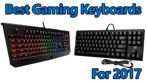 best gaming keyboards for 2017 featured image
